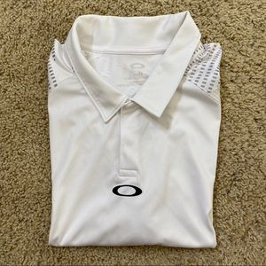 Oakley Tailored Fit Polo Shirt